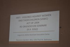 Anti-VAWC Seminar-2